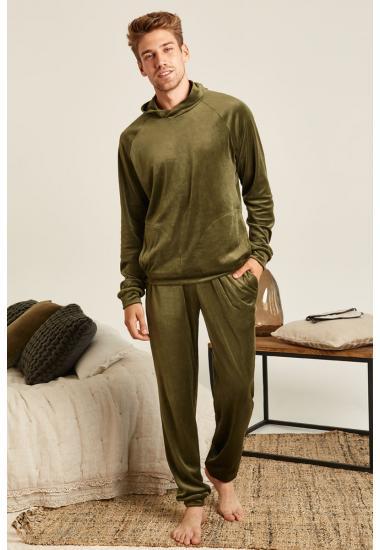 8158-6101 Комплект мъжки: жилетка и панталон Anabel Arto