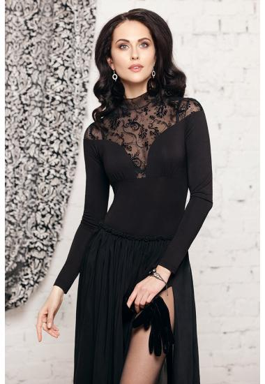 6276-2 дамска дантелена блузка Anabel Arto