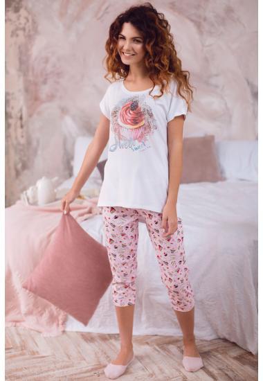 6216-2  комплект женски: блуза и панталон  Anabel Arto
