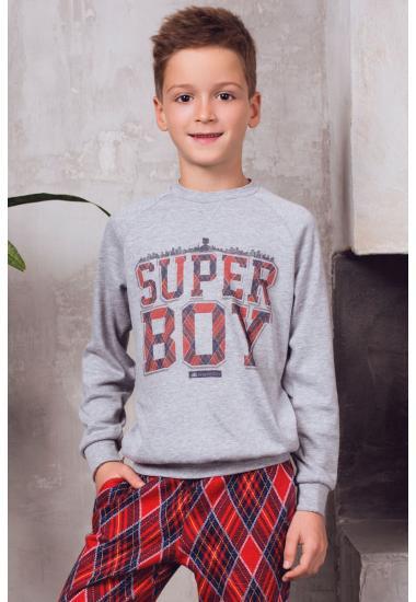 6315 Пуловер за момчета  Anabel Arto