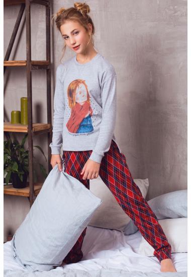 6615-4 Панталон за тинейджъри Anabel Arto  Anabel Arto