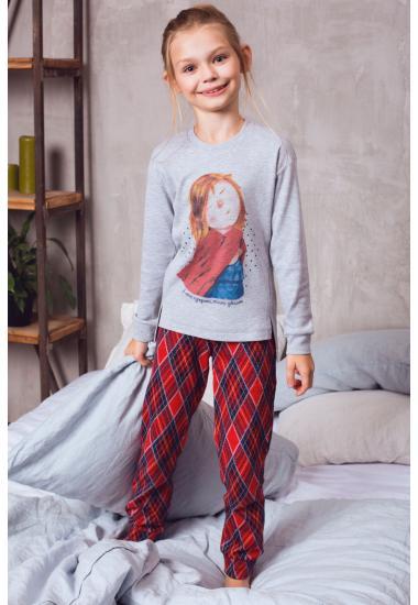 6415-4 панталони за момичета  Anabel Arto