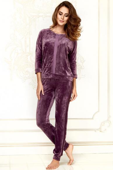 8122-6216  дамски комплект блуза+панталон Anabel Arto