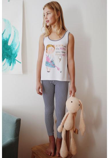 6623 детски панталони-гамаши Anabel Arto