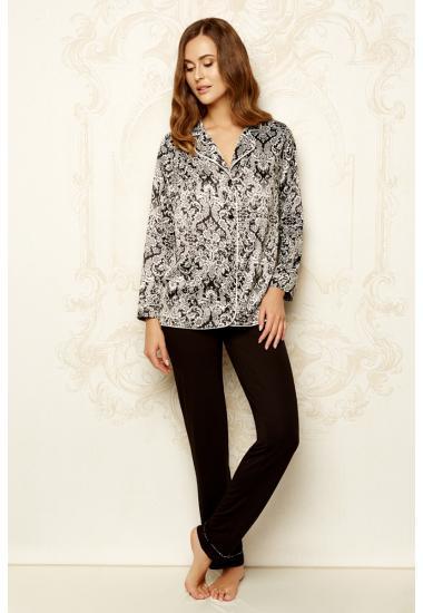 7036-6709 дамски комплект блуза и панталон Anabel Arto