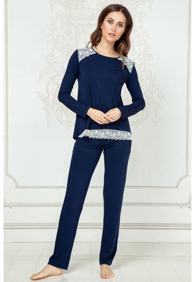 8113-6215 дамски комплект: пуловер и панталон Anabel Arto