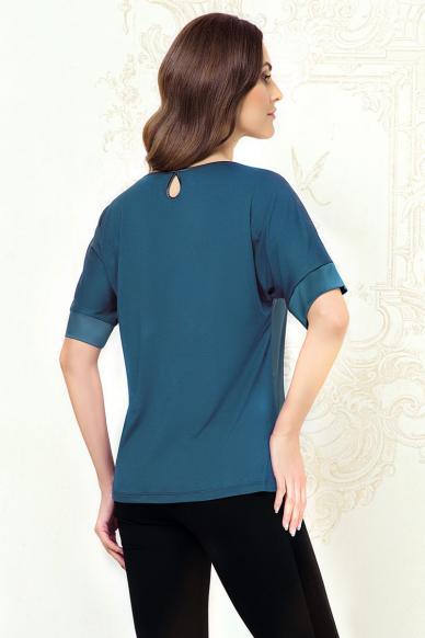 6277-2   плетена вълнена жилетка дамска  Anabel Arto