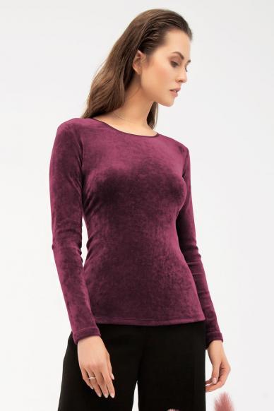 8122-6271-8 плетена вълнена жилетка дамска  Anabel Arto