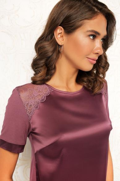 7027-6268-2 плетена вълнена жилетка дамска  Anabel Arto